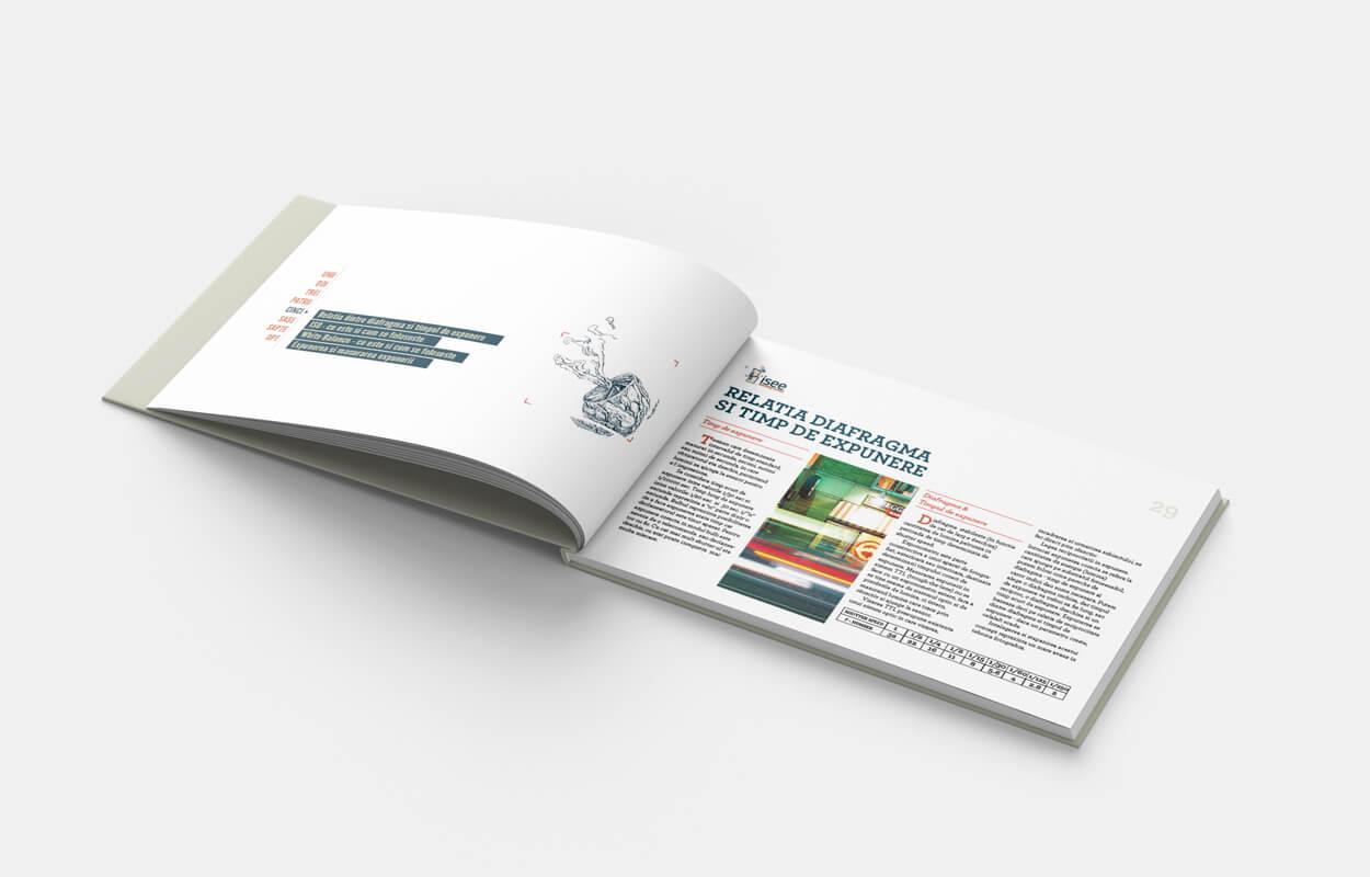 Manualul deschis ISEE curs gratuit de fotografie